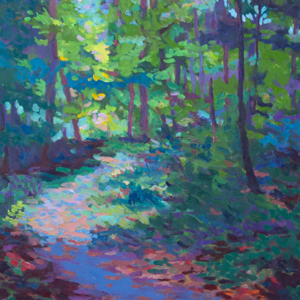 Hudson Valley Plein-Air Landscape Paintings